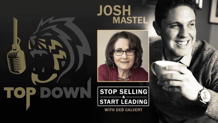 Stop Selling & Start Leading with Deb Calvert
