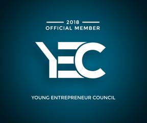 YEC Blue banner